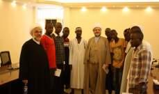 عبد الله: الطريق الوحيد لعزة الأمة ورقيها يكون بالوحدة الإسلامية والوطنية
