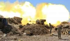 حزب الله والجيش السوري يفجران مقرا قياديا لأمير داعش بالقلمون الغربي