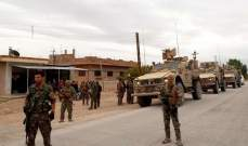 """قصف مواقع للأكراد شرقي سوريا بـ""""الخطأ"""" من قبل التحالف الدولي"""
