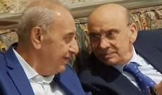 رئيس مجلس النواب نبيه بري نعى النائب الراحل مصطفى الحسيني