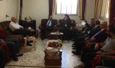 هاشم: لتشكيل حكومة وحدة وطنية قادرة على مقاربة الملفات الحياتية الشائكة