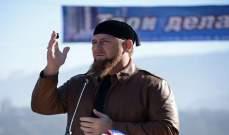 قديروف لمبعوث الرئيس الفلسطيني: صفقة القرن جريمة كبرى بحق المسلمين
