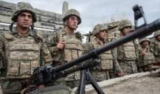 الجيش الأذربيجاني اعلن دخول  إقليم لاتشين الثالث والأخير الذي سلمته أرمينيا