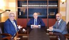 ميقاتي أعلن مشاركة لبنان بمؤتمر التغير المناخي: لن نهمل وضع مداميك اقتصاد يعتمد نهج التعافي الأخضر