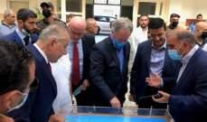 بيزلي اطلع على جهوزية مرفأ طرابلس: يجب العمل بصورة طارئة وسريعة لمساعدة الشعب اللبناني