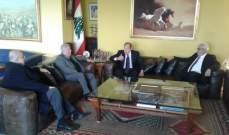 الداوود: ما قام به اهالي الجاهلية جنّب لبنان مجزرة