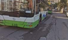 النشرة: 25 سوريا غادروا النبطية ضمن قوافل العودة التي ينظمها الامن العام