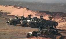 جيش مغاوير الثورة ينفي التفاوض مع التحالف حول تسليم قاعدة التنف لروسيا