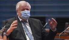 وزير داخلية ألمانيا: ندرس خفض حركة الطيران الجوي الدولي إلى الصفر تقريبا