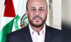 عبد الهادي: شعبنا سيواجه مشاريع تصفية القضية في كل الساحات