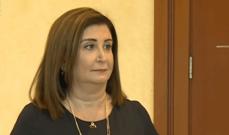 سلمى عاصي: علامة استفهام كبيرة حول الكمامات التي تدخل إلى لبنان
