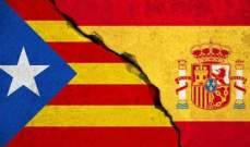 مواجهات عنيفة بين الشرطة والمتظاهرين في إقليم كتالونيا بإسبانيا