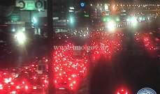 التحكم المروري: قطع السير على جل الديب بالاتجاهين