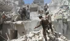خارجية ألمانيا: سنستقبل عناصر الخوذ البيضاء الذين أجلتهم إسرائيل من سوريا