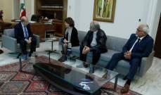 الرئيس عون لأهالي المفقودين: قضيتكم محقة ومتابعتي لها سابقة لمسؤولياتي