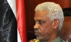 وزير الدفاع السوداني: مجلس الأمن  اتخذ قرارات لحسم الانفلات الفردي
