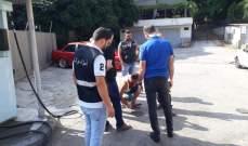 مفتشو الاقتصاد جالوا على محطات الوقود بحلبا وسطرت محاضر ضبط بحق مخالفين