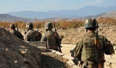إسقاط مروحيتين للجيش الأذربيجاني في قره باغ