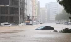 لجنة إدارة الحالات الطارئة: 7 وفيات جديدة وبلاغات عن حالات فقدان في سلطنة عمان جراء الإعصار