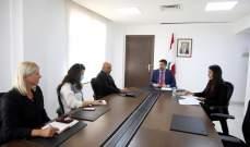 سلام بحث مع وفد من البنك الدولي بأبرز التحديات على صعيد المشاريع الحالية في لبنان