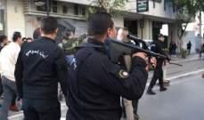 انفجار ثان في مقر الوحدة المختصة في مكافحة الارهاب في تونس