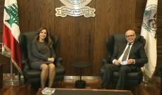 عكر عرضت مع سفراء البرازيل والمغرب والاردن سبل الدعم لمواجهة تفشي الوباء