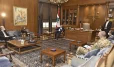 بري: نؤكد على إتفاق الإطار المعلن سابقا ومبدأ ترسيم الحدود البحرية حفاظا على الحقوق اللبنانية