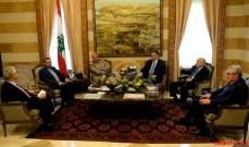 وزير الداخلية عرض ونواب بيروت التعيينات وأزمة النفايات