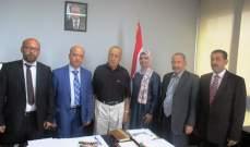 إلياس عون: طرابلس كانت وما زالت مدينة الصمود بوجه كل ما يحاك ضدها