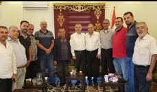 رئيس بلدية ببنين العبدة ومخاتيرها: الحراك في ساحة البلدة مستمر سلميا