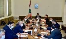 اللجنة الوزارية لعودة اللبنانيين قيمت المرحلة الثانية من العودة