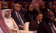 جبق من منتدى الدوحة: من المهم مشاكرة لبنان بالمنتدى نظرا للأوضاع التي يمر بها