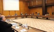 ورشة عملة عن الشراء العام ضمن برنامج تحفيز الانفتاح والشفافية والفعالية بالبرلمان