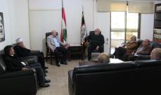 حمدان استقبل وفد من الحركة الاصلاحية اللبنانية