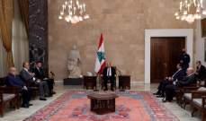"""كتلة """"التكتل الوطني"""" سمّت الحريريلتشكيل الحكومة:نطلب حكومة تمثل اللبنانيين وترفع الظلم عنهم"""