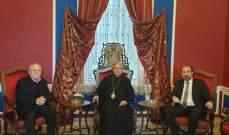 درويش وضاهر وعقيص: للإسراع بتشكيل حكومة اختصاصيين وللإستفادة من الكفاءات الكاثوليكية الزحلية