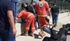 محاولات لإنقاذ خمسة أشخاص علقوا تحت جسر نمرين - بقرصونا في الضنية