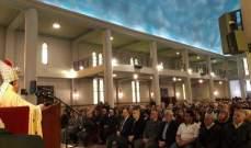 المطران مطر: نستنكر وندين جريمة نيوزيلندا ونسأل الله الرحمة للضحايا