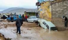 خارجية فرنسا: سنرسل 12 طنا من المساعدات الإنسانية لإيران بعد الفيضانات