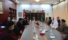 سفير تركيا بطرابلس: ندعم المساعي الدبلوماسية لإحلال الأمن والاستقرار في ليبيا