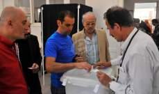 النشرة: اجراءات أمنية مشددة في مركز اقتراع بحوش الامراء بسبب توتر