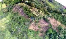 اكتشاف هرم في غابات إندونيسيا أقدم من أهرام مصر