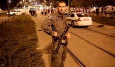 وفاة شاب فلسطيني متاثرا بجروح اصيب بها بعد مهاجمته مركزا للشرطة الاسرائيلية