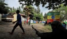 الحكومة الإثيوبية نفت صحة تقارير عن ضربات جوية على تيغراي