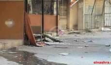 النشرة: تجدد الاشتباكات في عين الحلوة بعد هدوء حذر ساد المخيم ليلا