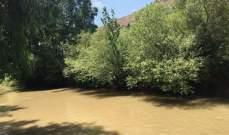 معين حمزة: هناك حوالي 6 امتار رسوبيات في بحيرة القرعون نتيجة تلوث الليطاني