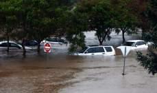 الأمطار الغزيرة تهطل على أستراليا بعد أشهر من الحرائق