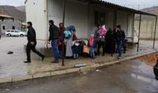 النشرة: وصول عشرات السوريين عبر معبر نصيب لمناطقهم المحررة