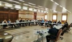 المراد خلال خلوة بنقابة محامي طرابلس: واقع مخيف جدا يظهر انخفاض الإيرادات وارتفاع الأعباء