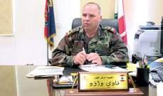 داوود : اللبنانيون قدموا اروع ملاحم الالتفاف حول الجيش وتقديم الدعم في فجر الجرود